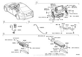 lexus parts worldwide radio receiver u0026 amplifier u0026 condenser lexus part list jp