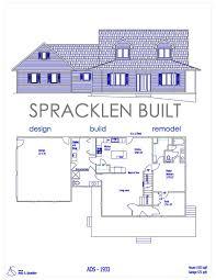16 x 24 garage plans spracklen builthouse plans spracklen built