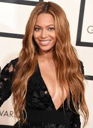 voted best hair dye how to get beyonce s long waves from the grammys instyle com