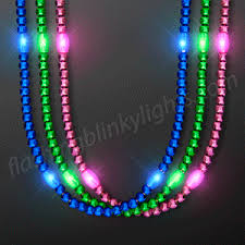 light up led jewelry by flashingblinkylights