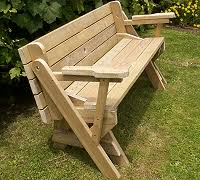 Plans For Making A Round Picnic Table by Www Buildeazy Com Folding Instructions 1 Html Compact Version