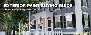 exterior paint buying guide at menards