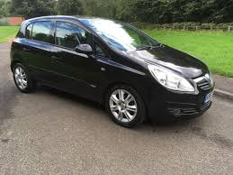opel corsa 2007 used 2007 vauxhall corsa design 16v 5dr for sale in bolton