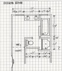 Modern Bathroom Plans Nlt Construction Floor Plan Drawings Before Modern Bathroom