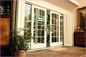 Outswing Patio Door by Exterior French Patio Doors Home Design