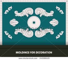 Stucco Decorative Moldings Architectural Elements Stock Images Royalty Free Images U0026 Vectors