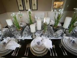 Formal Dining Table Setting Everyday Dining Room Table Decor Photograph Dining Table S