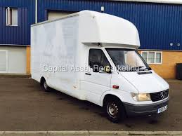 mercedes benz sprinter 312d
