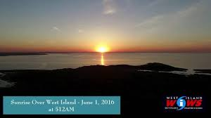 sunrise over buzzards bay june 1 2016 at 512am youtube