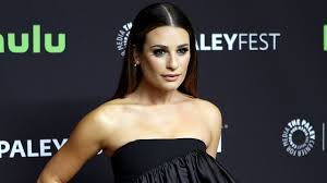 lea michele pays tribute to u0027my quarterback u0027 cory monteith with