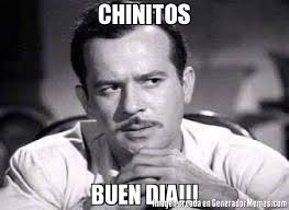 Buen Dia Meme - chinitos buen dia meme de pedro infante memes generadormemes