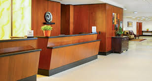 Accessible Reception Desk Hilton In Downtown Providence Rhode Island