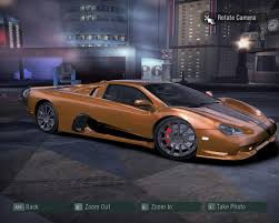 ssc ultimate aero need for speed carbon shelby ssc ultimate aero nfscars