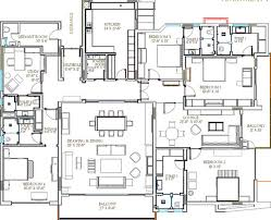 3500 sq ft house 4500 square foot house plans homepeek