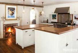 modern home design new england classic white new england farmhouse in maine