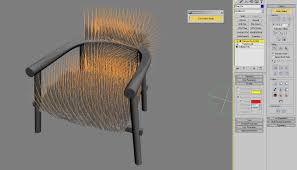 hair u0026 fur in 3d studio max 3d architectural visualization
