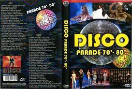 parade dvd disco parade 70 80 boney m eruption abba dvd for sale