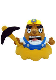 Halloween Animal Crossing by Animal Crossing Mr Resetti Stuffed Figure