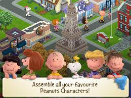 peanuts thanksgiving dinner peanuts snoopy u0027s town tale android apps on google play