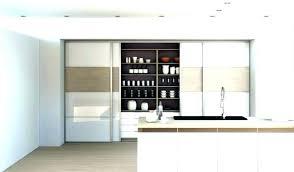 meuble de cuisine coulissant meuble de cuisine coulissant porte coulissante meuble cuisine avec