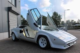 classic lamborghini countach lamborghini countach 5000 quattrovalvole liberty cars exclusive
