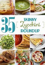 35 skinny zucchini recipes skinnytaste