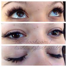 Eyelash Extensions Fort Worth This Look Is A Lovely Blend Of Classic Eyelash Extensions And Soft