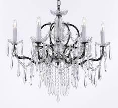 chandelier gallery interior design gold plated rococo converted gas chandelier 10