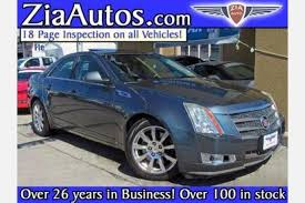 cadillac cts used for sale used cadillac cts for sale in albuquerque nm edmunds
