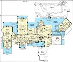 plan 33574eb italian renaissance inspired luxury home plan