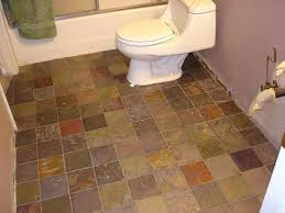 slate bathroom floor options and cleaning tips flooring ideas