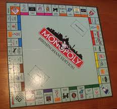 Monopoly Map Monopoly Birmingham Edition Board We Also Have Monopoly U2026 Flickr