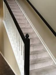 diy replacing carpet on stairs with runner