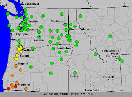 map of oregon smoke u s air quality june 2008 archives