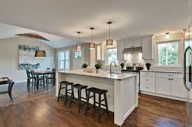 concrete countertops kitchen island base only lighting flooring