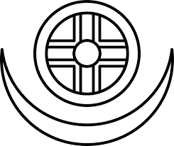 file sun wheel in the crescent of moon svg wikimedia commons