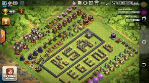 Clash Of Clans Maps Top Players Of Clash Of Clans Teehunter Com