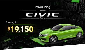 honda civic coupe 2017 new 2017 honda civic coupe