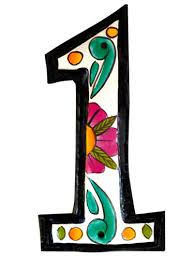 decorative house number signs extravagant numbers address home