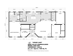 mobile homes floor plans deer valley floor plans mobile homes home plan
