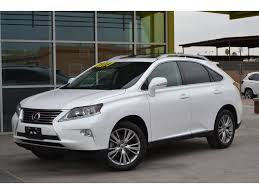 lexus rx 350 used price 2013 lexus rx 350 for sale in tempe az serving mesa used lexus