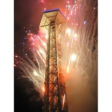 new years in tn new year s drop and pyrotechics show in gatlinburg tn
