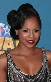cute pin up hairstyles for black women 8 best black people hairstyles images on pinterest hairstyle