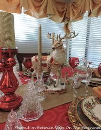 table setting lenox tartan beautiful fitz and