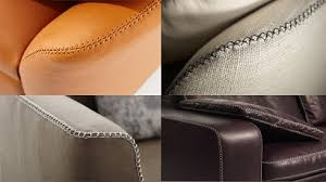 Upholstery Stitch Types Thick Thread Decorative Seam Ornamental Stitches Topstitching