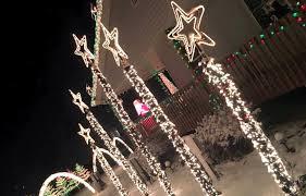 holiday light displays near me magical holiday light displays cedar falls tourism visitors bureau
