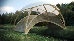 bambus design brücke aus bambus visualisierung und design brücke 8m in