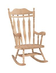 wood rocking chair modern chairs quality interior 2017