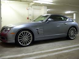 chrysler crossfire limited coupe 2d view all chrysler crossfire