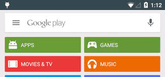 Play Store Play Store Bar Becoming A Now Style Search Bar